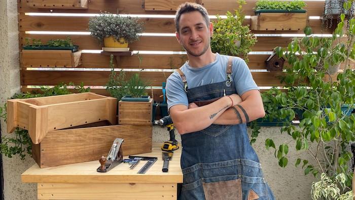 Conoce a nuestros expertos: Felipe de @la_jardinera_chile