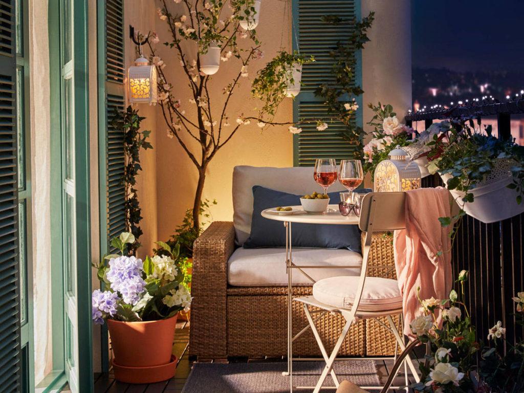 8 pasos para convertir tu balcón en un jardín