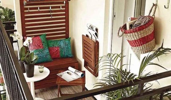 3 detalles para los muros de tu balcón