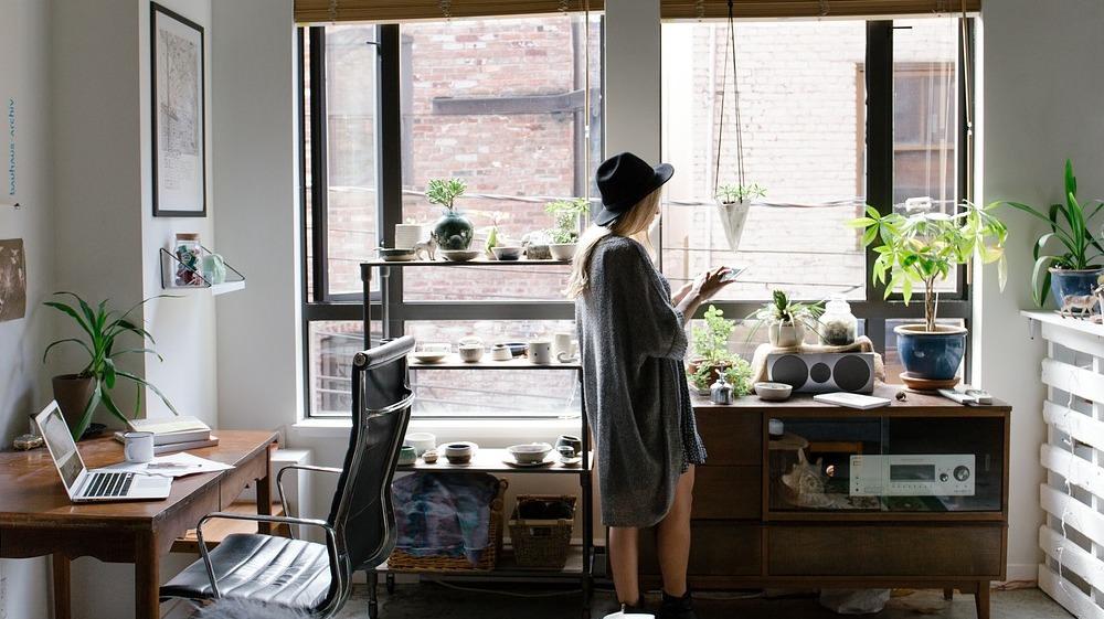 Decoración para tu espacio Home Office